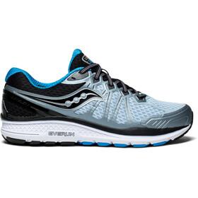 saucony Echelon 6 Shoes Men Fog/Black/Blue